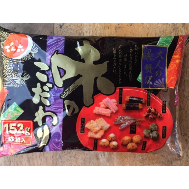 天六綜合豆果子152g (6 袋入)