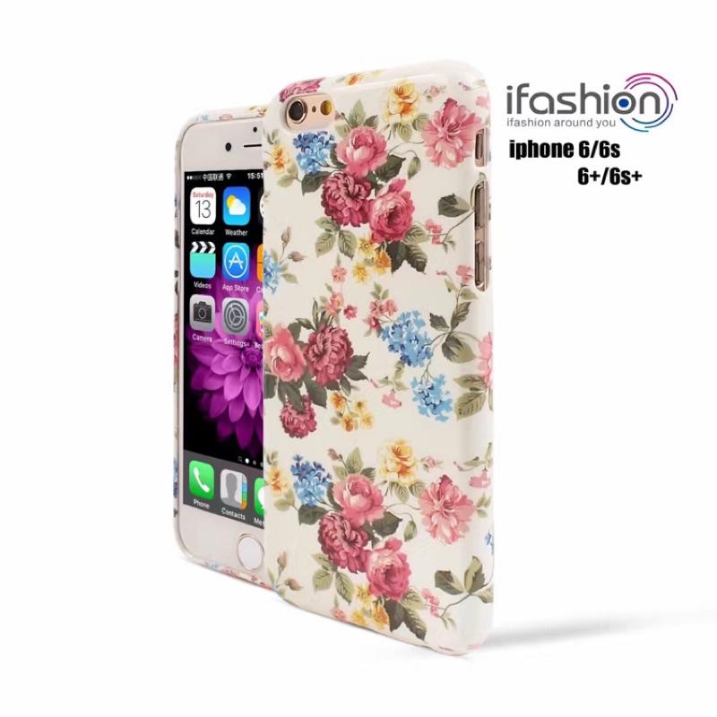原創品牌iFashion Case 手機殼光亮面高質量TPU 獨特設定款i6 6s 6 6