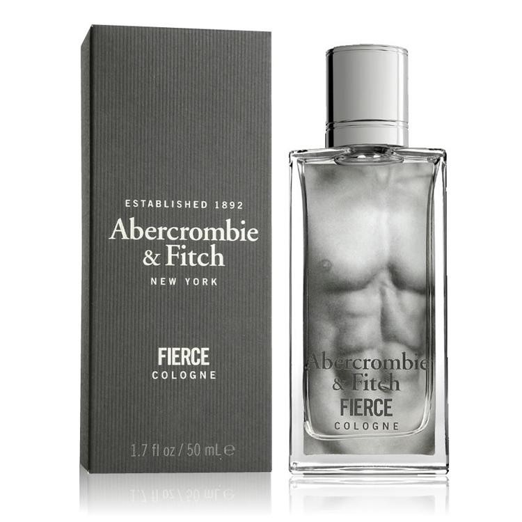 Abercrombie Fitch A F FIERCE 男性噴式淡香水古龍水男香100m