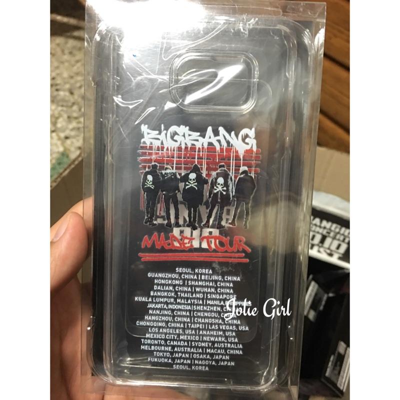 ~ ~BIGBANG 10 週年週邊手機殼