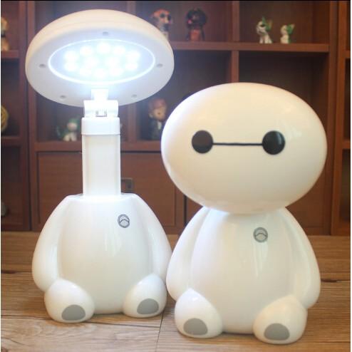 大白充電檯燈立燈節能LED 可伸縮折疊護眼學習小夜燈充電燈檯燈護眼燈小夜燈LED 節能燈台