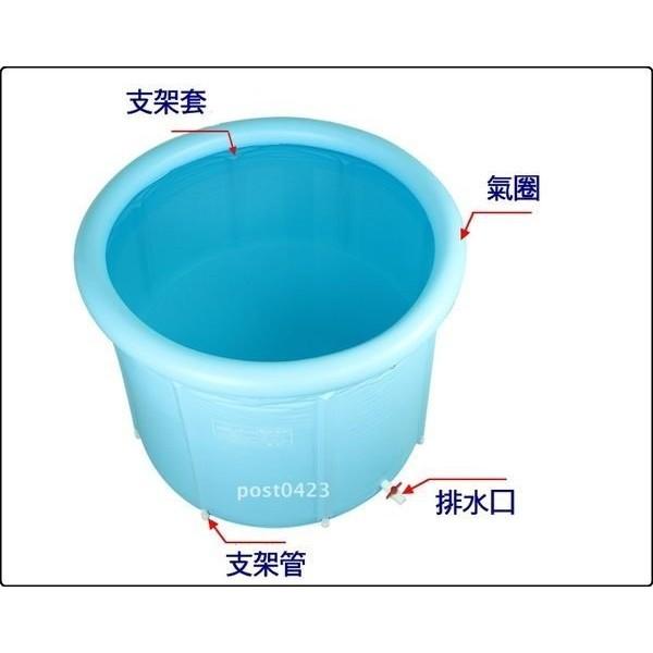 ~好樂利~活動式雙人浴桶大容量大空間折疊浴桶摺疊式鴛鴦浴缸一起泡澡增進感情