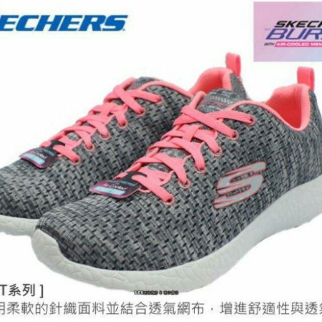美國 鞋品牌SKECHERS 女款BURST 系列 慢跑鞋健走鞋12740 GYCL n