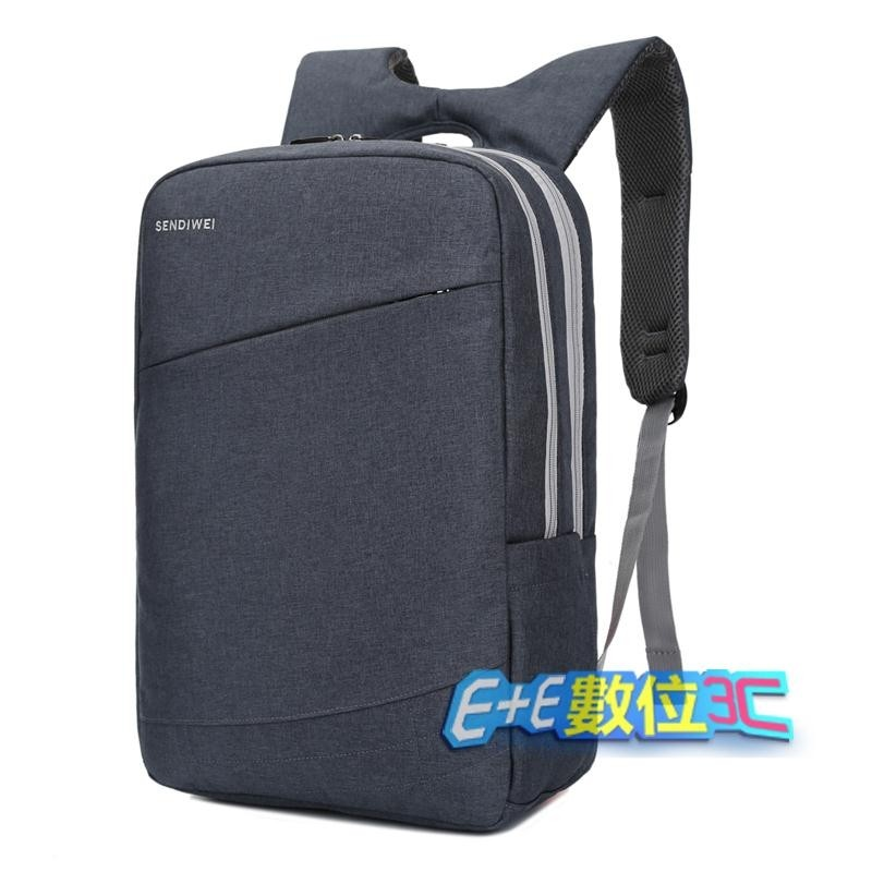 ~E 加E 電腦包~電腦包雙肩15 6 寸筆記本包電腦包14 寸15 寸聯想三星電腦背包男