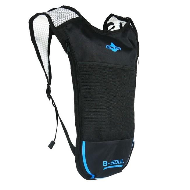 BK70 輕量化透氣雙肩後背包跑步背包騎行包水袋背包 包馬拉松包攀岩包6L
