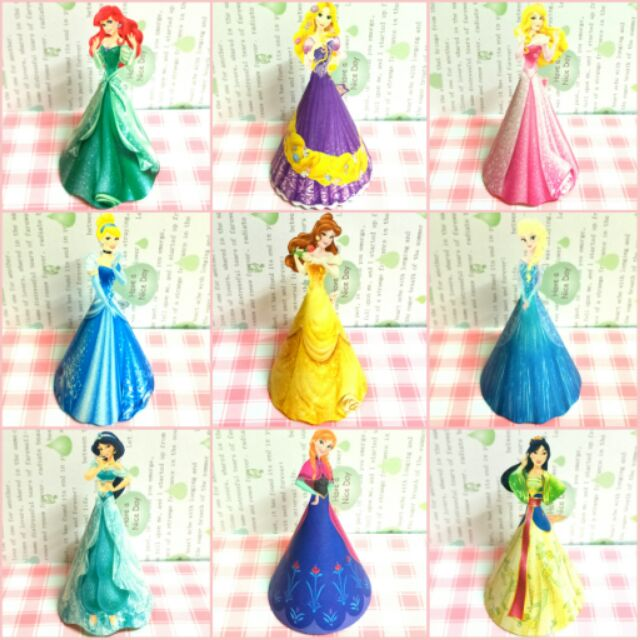 迪士尼公主便條紙小美人魚艾莉兒迪士尼魔髮奇緣長髮公主睡美人冰雪奇緣艾莎安娜花木蘭美女與野獸