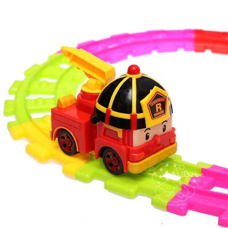 羅伊彩虹圓型軌道電動車四款可組大型軌道|iBebe 貝貝良品