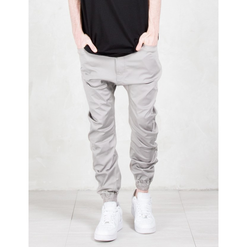 PUBLISH Kelson Jogger Steeple grey 縮口褲