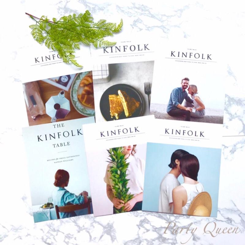 ~A4 ~多款雜誌封面拍照 KINFOLK 雜誌封面化妝品美食拍照背景拍照小卡ins 爆款