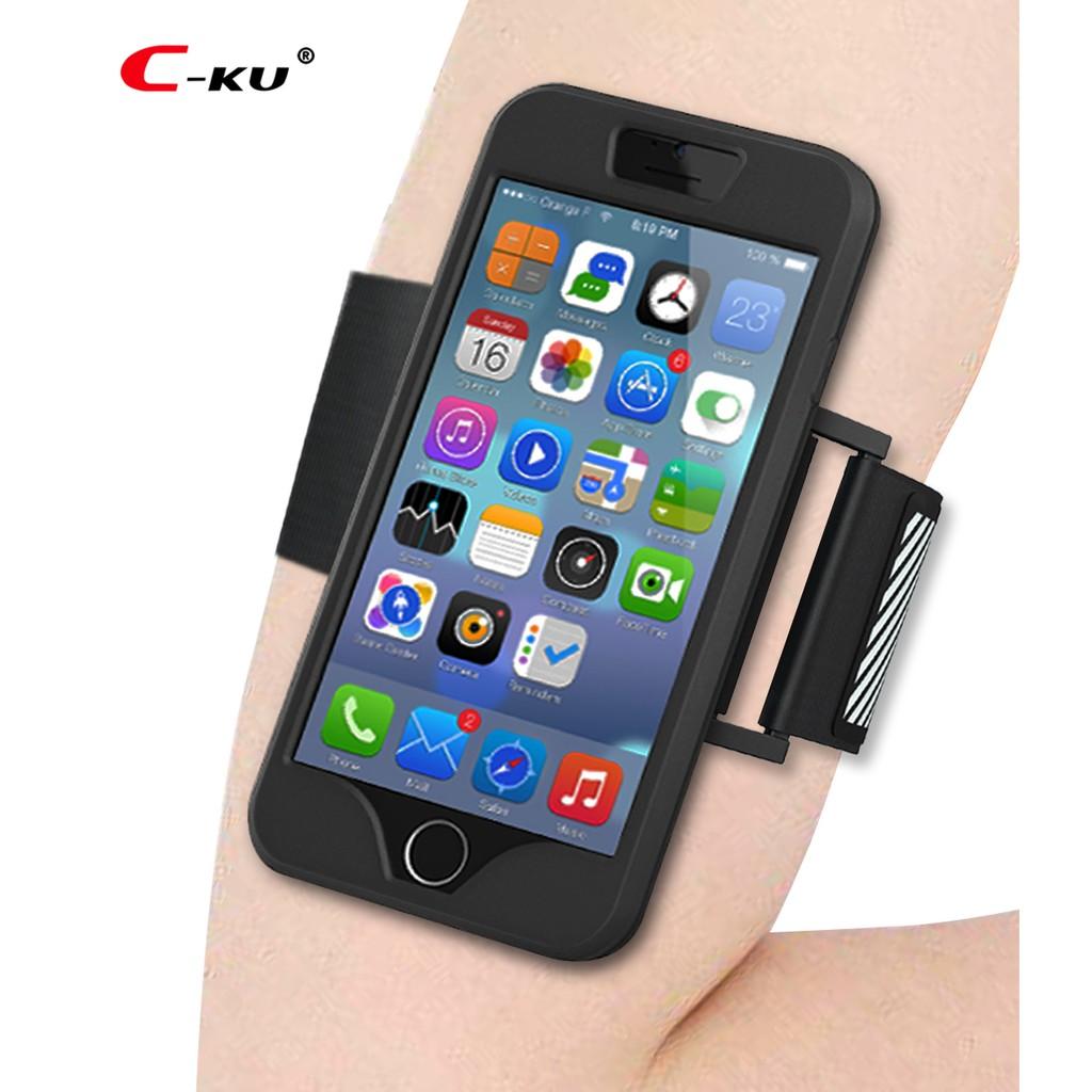 臂帶保護套iphone 6 6s plus 臂包臂套iphone6 全包手機套殼戶外跑步可