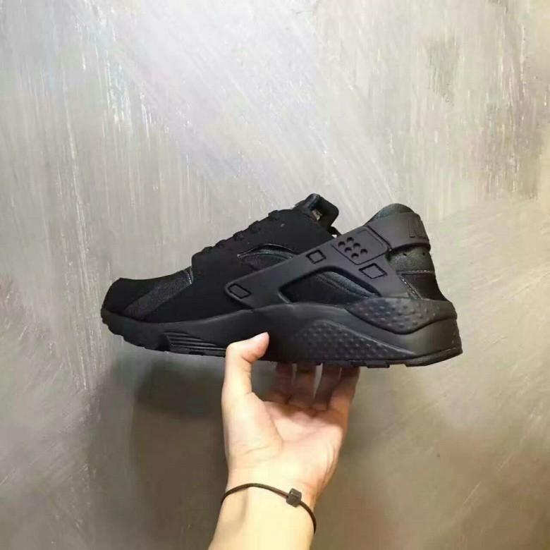 爆款Nike Air Huarache Run 華萊士男鞋奧利奧女鞋武士鞋黑武士Free