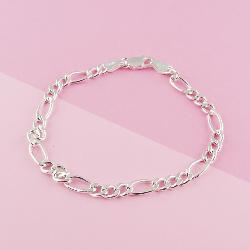 85 折 銀飾~結愛純銀手鍊~925 純銀銀飾純銀手環手鍊8001160605