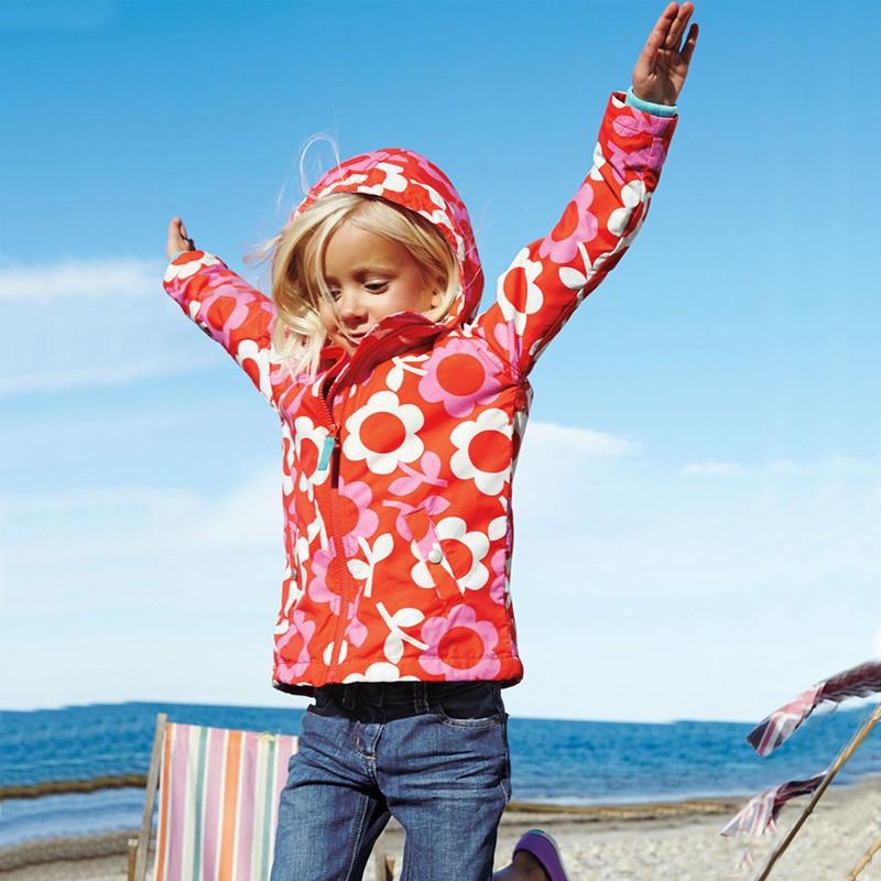外貿 2015  大牌防風衣外套女童衝鋒衣