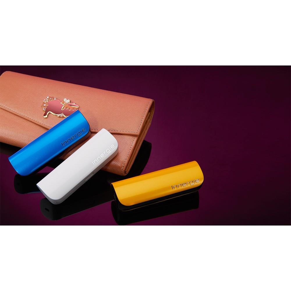 Innergie 3000mAh 超美型口袋行動電源PocketCell 金色黑色紅色白色