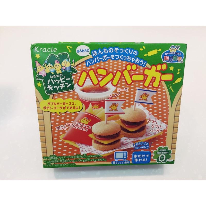 知育果子快樂廚房餅乾漢堡