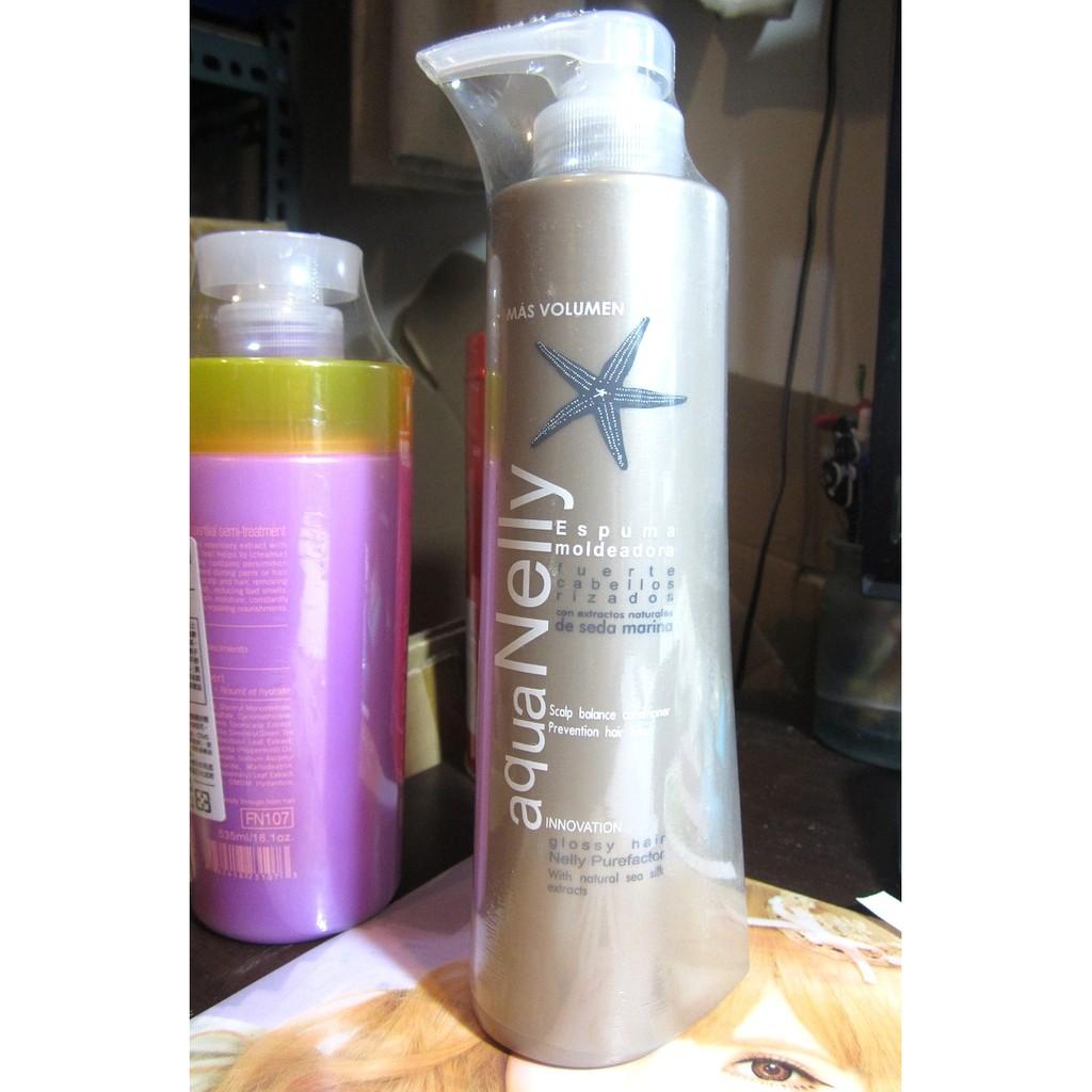 ~❤魔髮屋❤~Nelly 尼力有機西印度櫻桃調理洗髮精500ml 油性頭皮乾燥髮質 可超取
