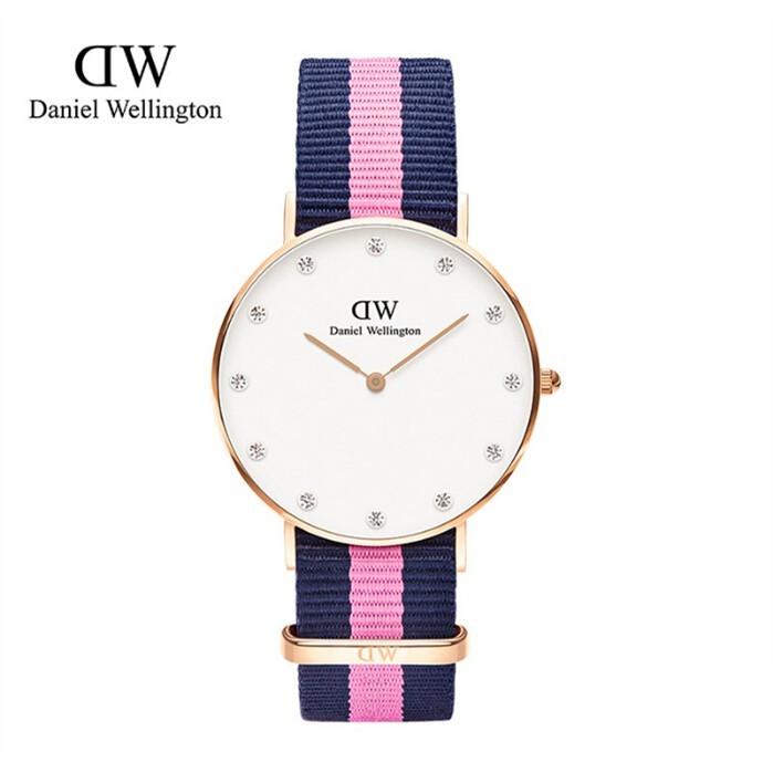 ~BUANG ~DanielWellington 女士手錶丹尼爾惠靈頓正品DW 手錶女石英