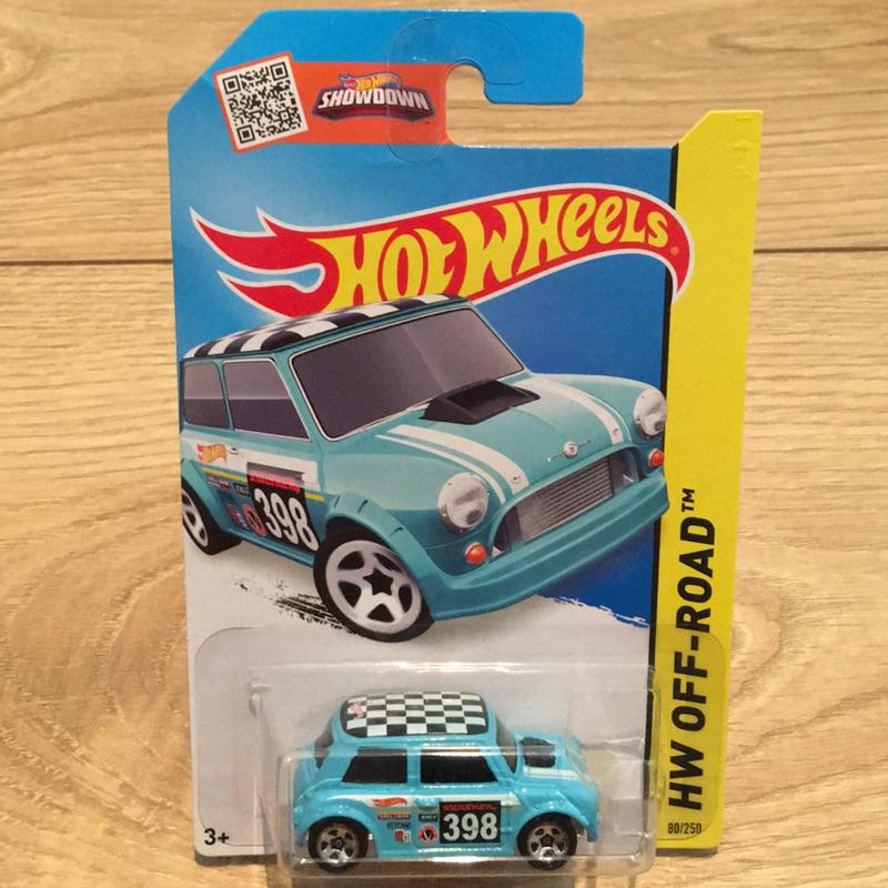 Hot Wheels 風火輪2015 80 250 Morris Mini