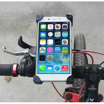 ~妞妞~3C ~鷹爪手機四角車架自行車支架腳踏車手機架iPhone7 Plus S7 ed