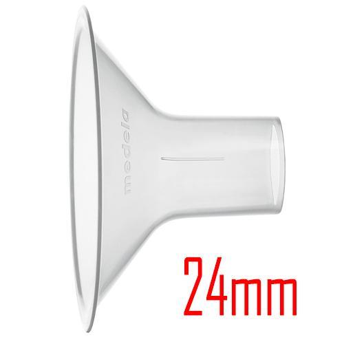 medela 美樂吸乳器 喇叭罩M 24mm 瑞士 代理商 貨135 元