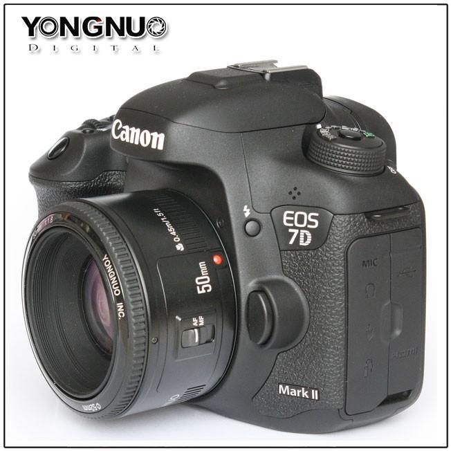 趴兔永諾YN 50mm 1 8 定焦鏡頭50 1 8 相機鏡頭大光圈AF 鏡頭定焦鏡頭