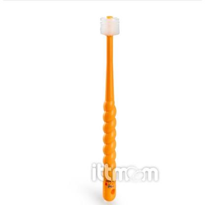 MDB 兒童牙刷嬰兒訓練乳牙刷寶寶牙刷軟毛 360 度牙刷0 3 12 歲