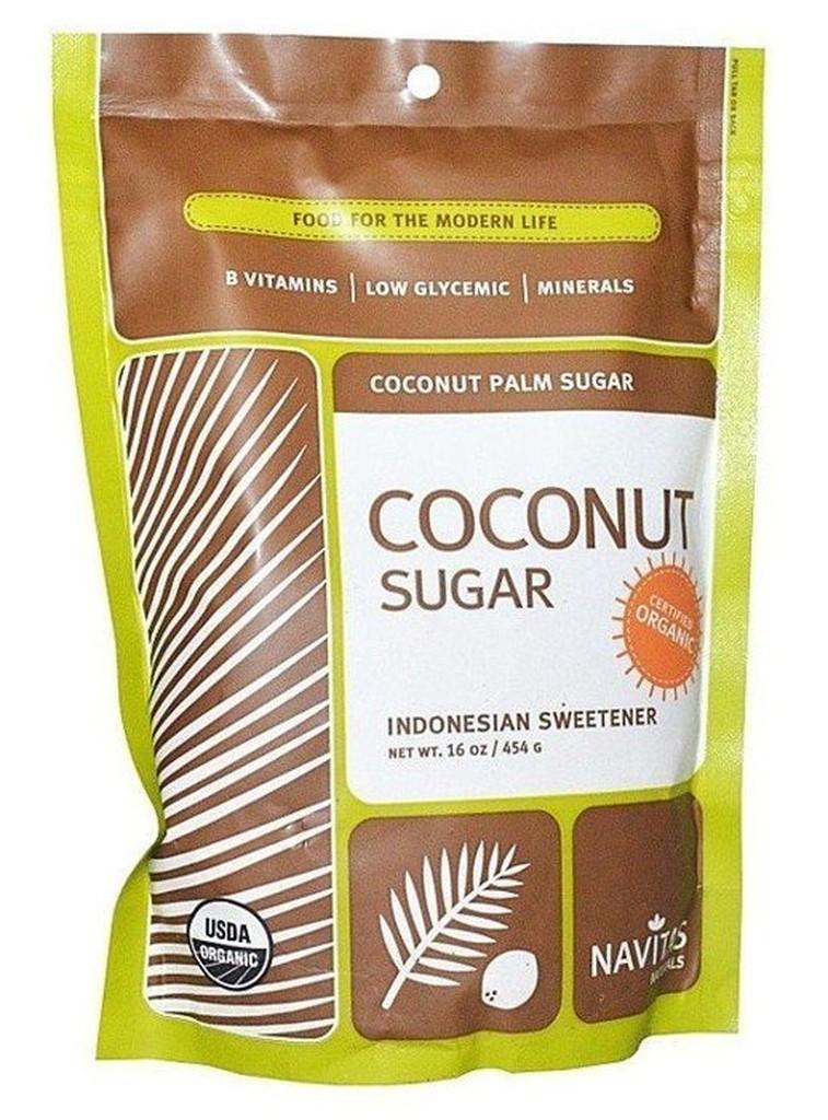 ~健康小舖~新 Navitas Naturals 椰子棕櫚糖椰糖Coconut Sugar