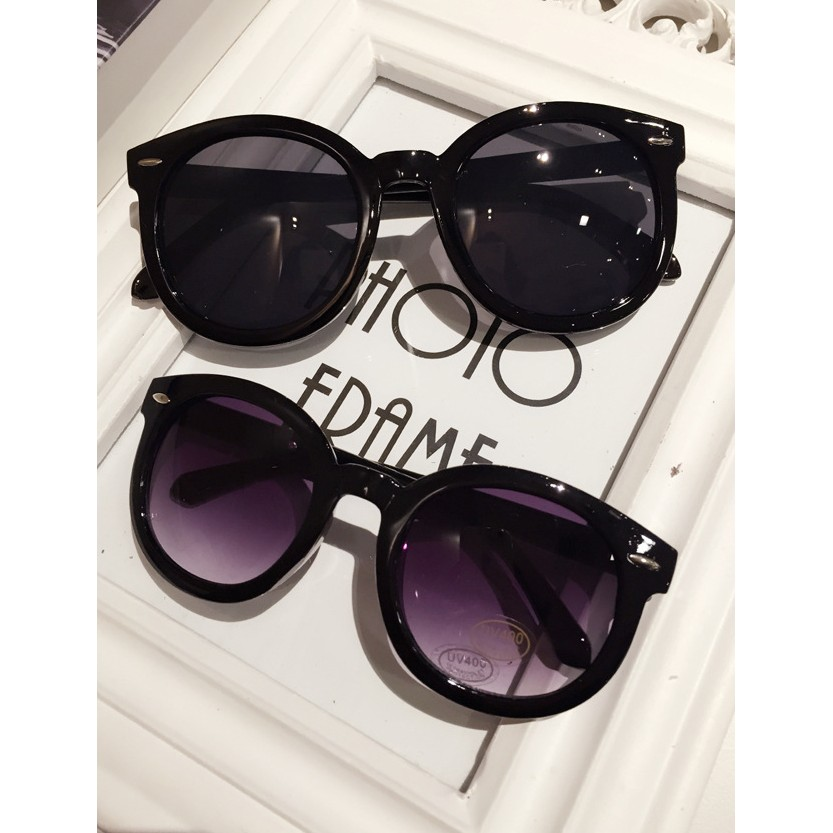潮兒童眼鏡親子太陽鏡女童男童墨鏡韓國防紫外線寶寶太陽眼鏡