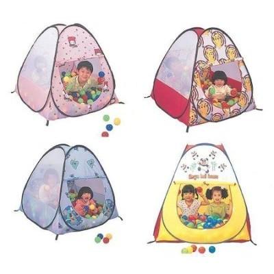 限宅配神奇球屋贈100 顆球→公主帳王子帳篷兒童城堡兒童帳篷遊戲屋親子餐廳保母教具