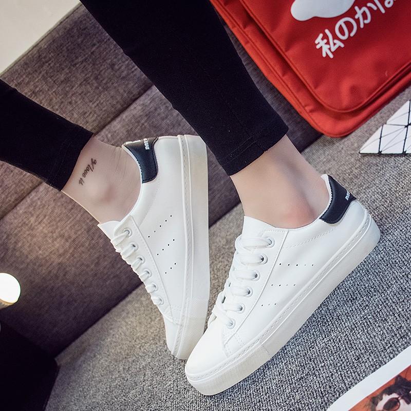 千衣社洋裝夜店裝連衣裙 春夏小白鞋子平底 鞋女士透氣帆布鞋學生白色板鞋 鞋女羅馬涼鞋拖鞋休