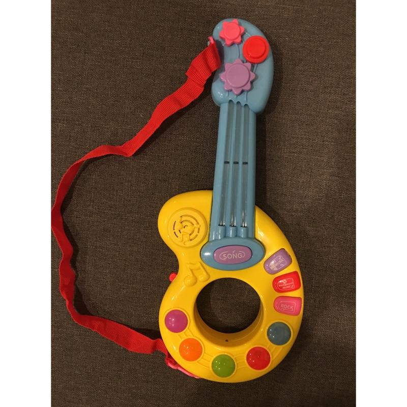 兒童玩具音樂電吉他兒童音樂吉他兒童樂器奧福音樂玩具琴樂器音樂聲光