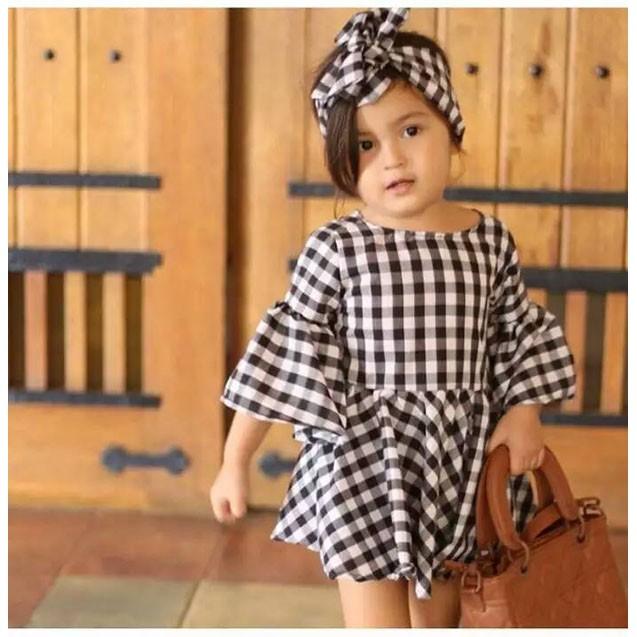 款女童寶寶洋裝女孩新生兒寶寶❤️❤️Q cute baby ❤️❤️A 0143