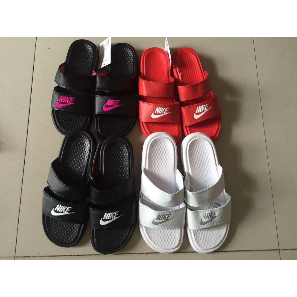 Nike Benassi Swoosh 一字拖鞋36 45 碼