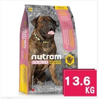 旻炫小舖加拿大Nutram 紐頓均衡健康系列S8 大型幼犬雞肉蘋果配方13 6kg