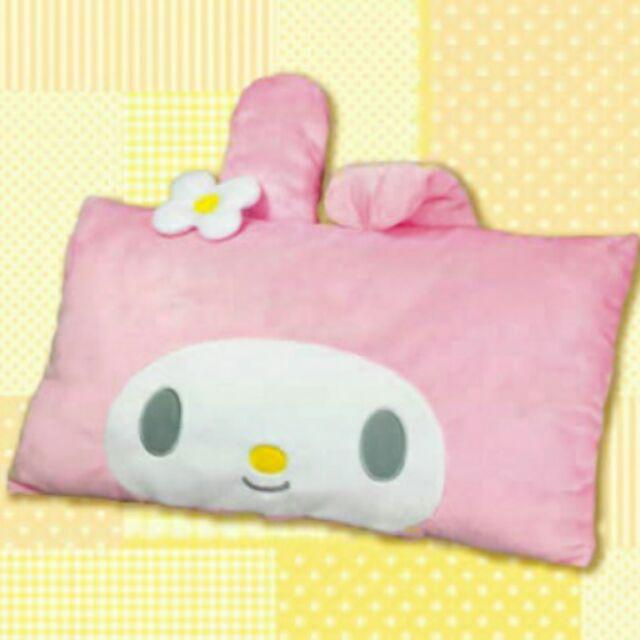 ❤ ❤ 三麗鷗美樂蒂限定超大雙人枕
