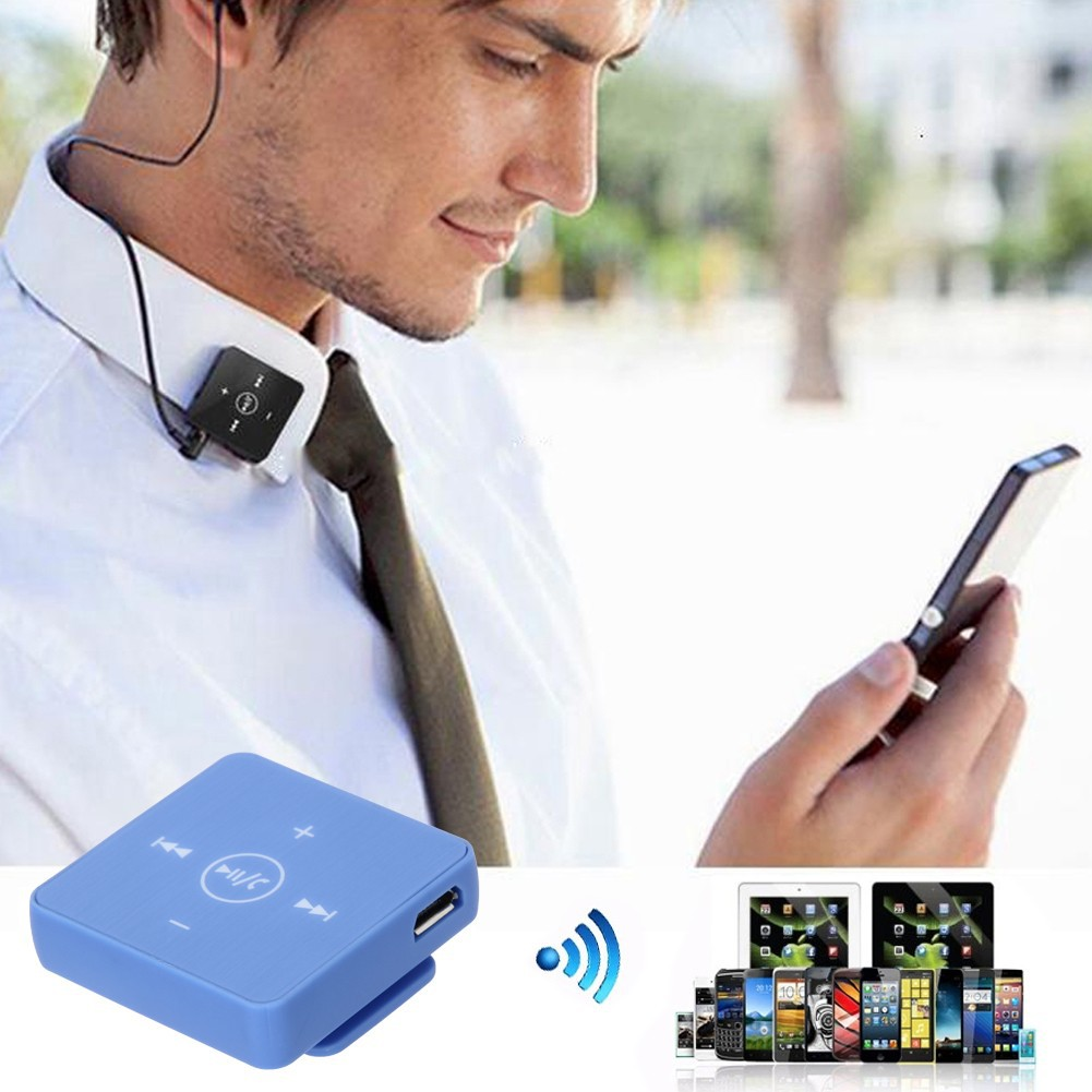 藍牙耳機立體聲耳機 領夾式耳機