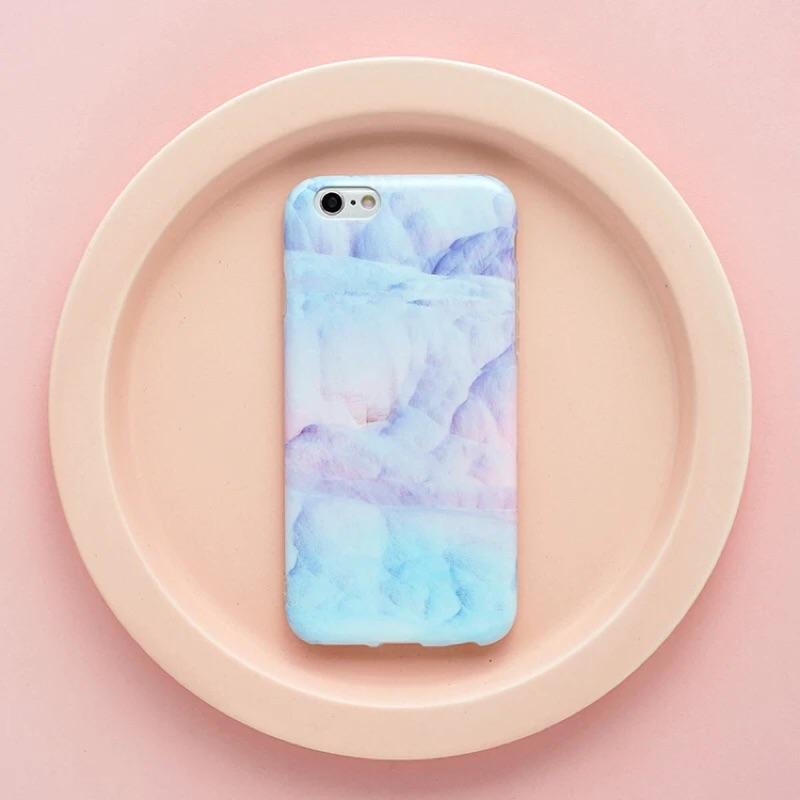 ✨棉花糖渲染手機殼iPhone 6 6s 6plus ✨