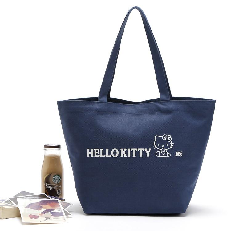 雜誌附錄款Hello kitty Hellokitty KT 托特包便當包便當袋手提包手提