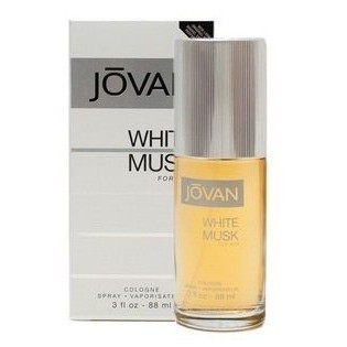 ~維納斯~JOVAN 傑班WHITE MUSK FOR MEN 白麝香男性淡香水88ml