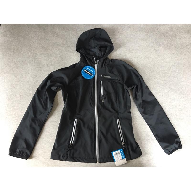 [全新]Columbia 哥倫比亞 防風防潑水外套 女款 有腰身 登山外套 防水外套 防風外套