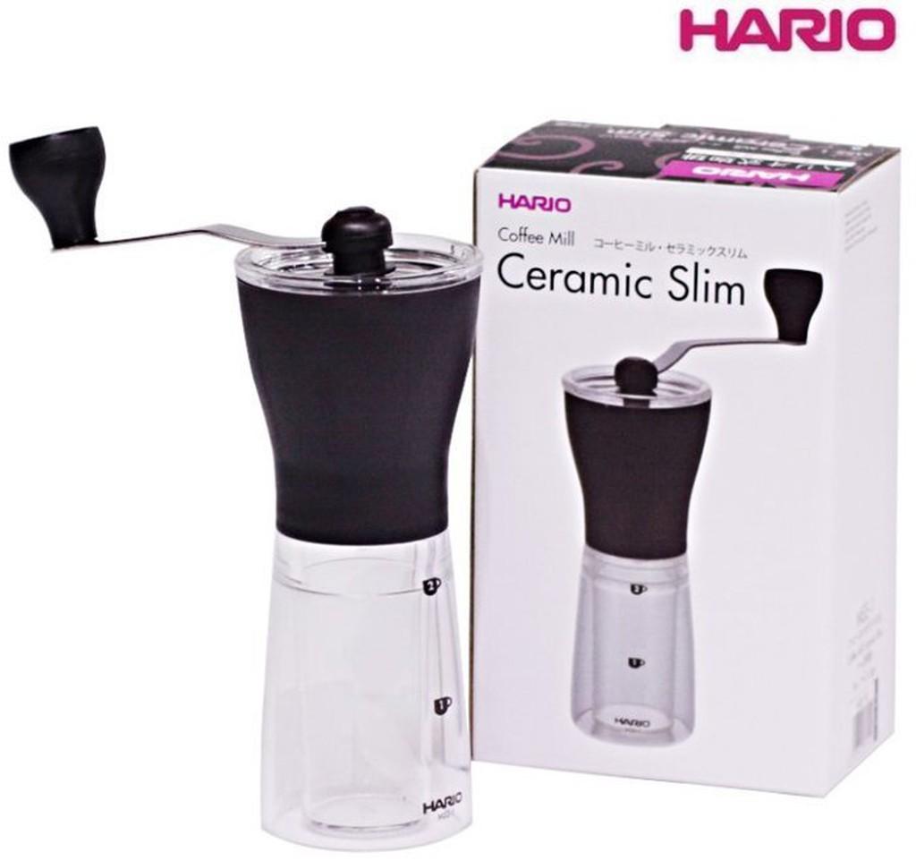 HARIO 咖啡磨豆機Hario MSS 1B  輕巧手搖磨豆機攜帶方便辦公室 品