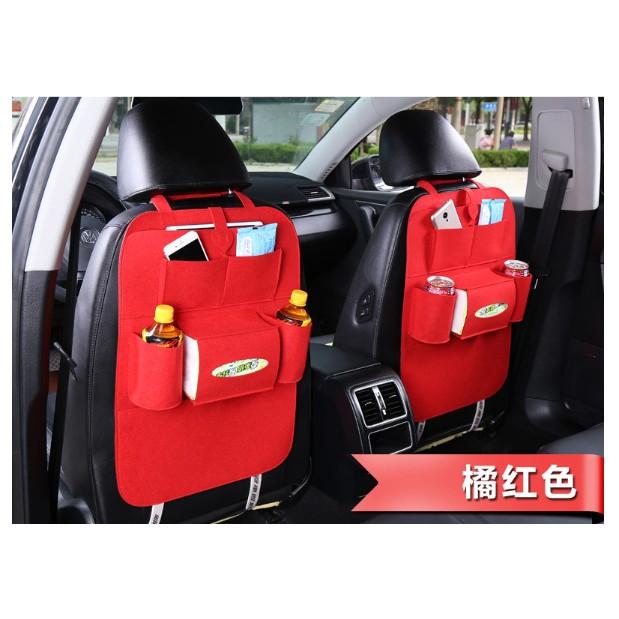 汽車座椅收納袋掛袋車用椅背置物袋汽車用品多 車載儲物收納箱