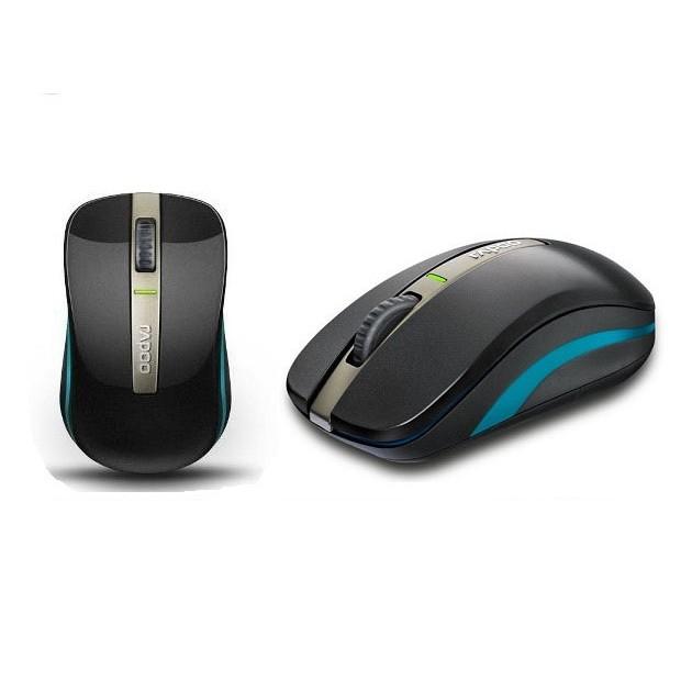 無線滑鼠rapoo 雷柏6610 、2 4GHz 藍芽3 0 雙模式無線光學滑鼠、1000