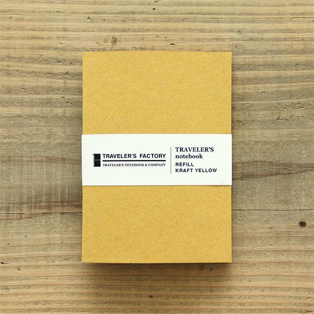 Traveler s notebook Factory 彩色內頁筆記本(PA 護照尺寸)