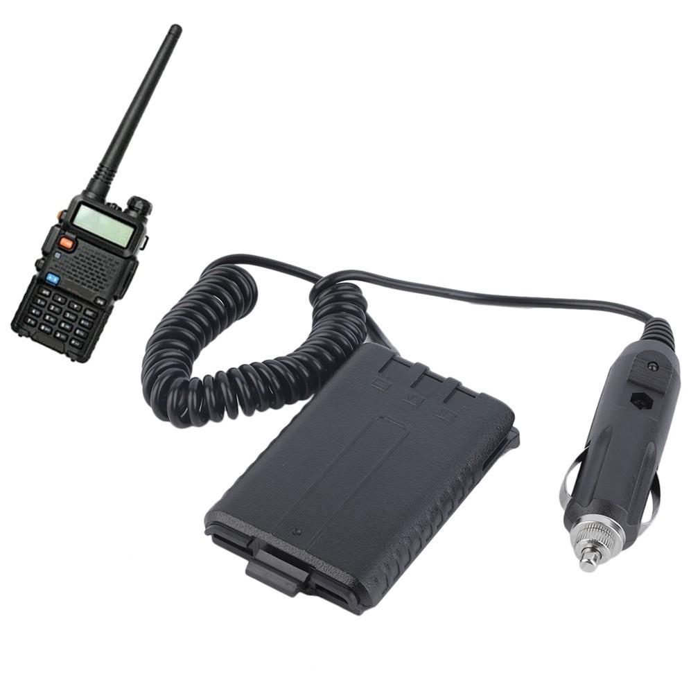 汽車電池消除器BAOFENG UV 5R 雙頻段收音機