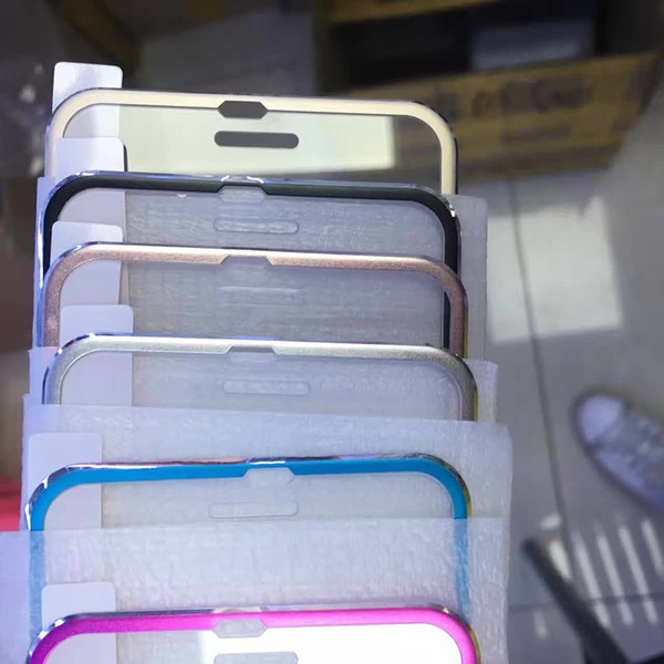 搖到寶蘋果iphone 7 7 plus 滿版鋼化玻璃貼3D 曲面鈦合金小邊框手機螢幕保護