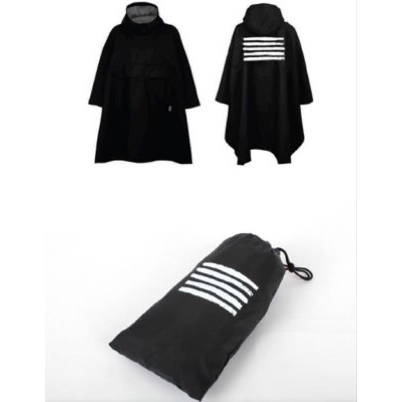 BIG BANG 雨衣