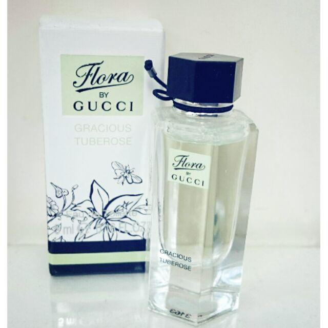 Gucci 花園香氛優雅晚香玉女性淡香水小香5ml