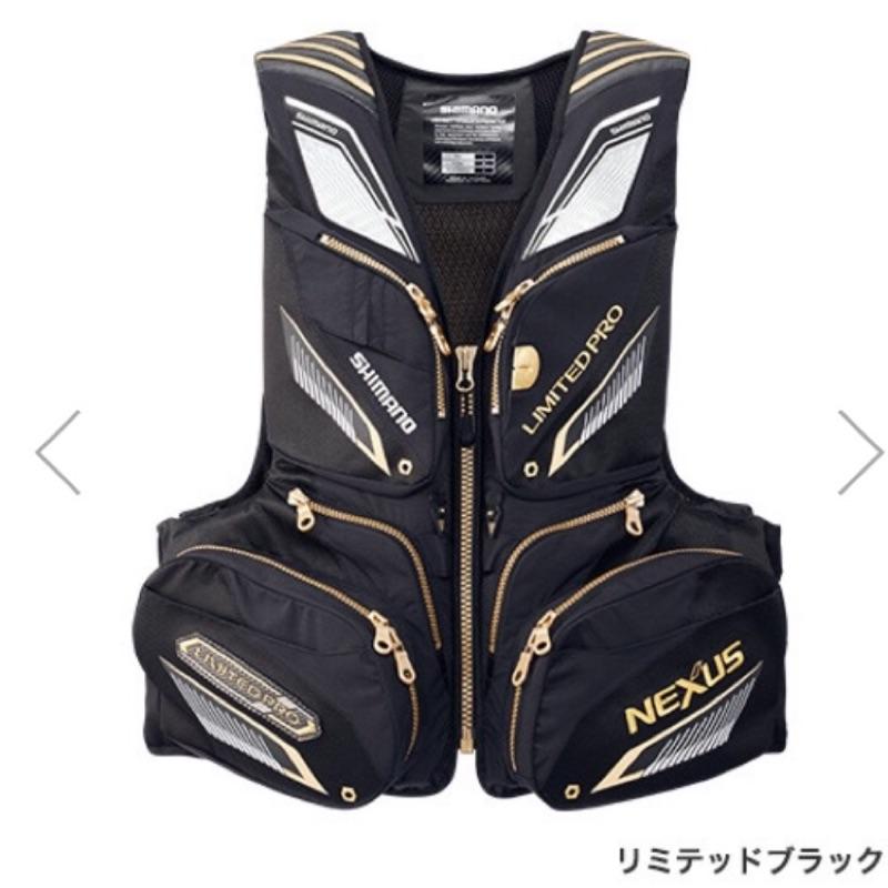 =佳樂釣具=SHIMANO 救生衣 VF-112P 2016年最新款