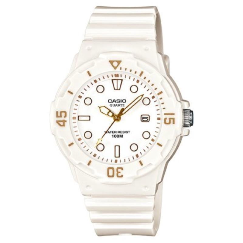 卡西歐CASIO 外觀 以潛水風格為概念的女性 風錶款LRW 200H 7E2